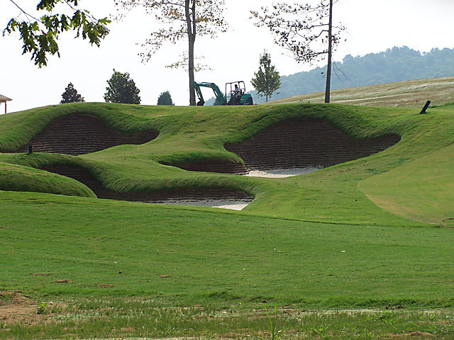 Traps at Tennessee National