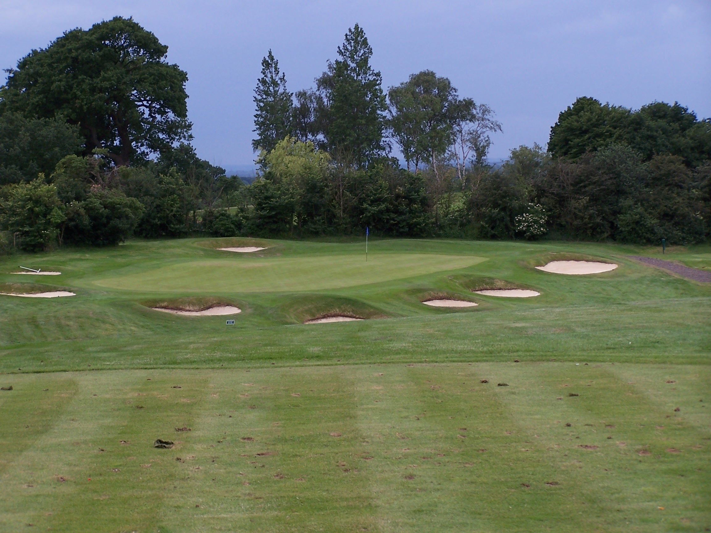 Hartsbourne Country Club