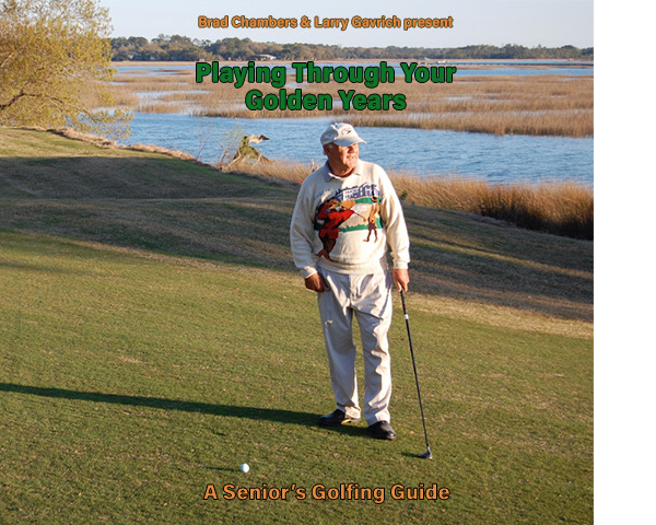 New Golf Book Explores Joys of Playing Through the Golden Years
